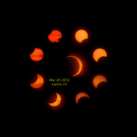 Solar Eclipse: May 20.2012