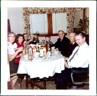 Wilma Bill Heckler family with Charles Harriot